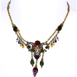 Vintage Statement / Princess Necklace
